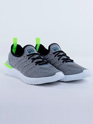 Кросівки сірі | 5644218
