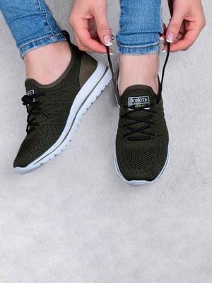 Кросівки зелені | 5644264