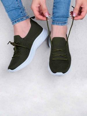 Кросівки зелені | 5644275