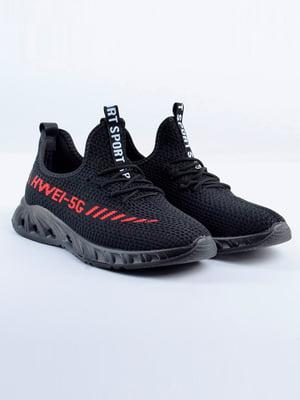 Кроссовки черные | 5644359