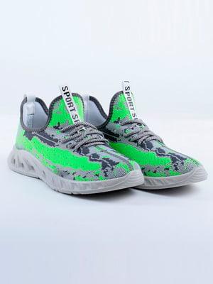 Кросівки сірі | 5644411