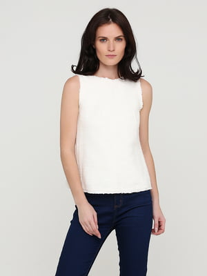 Блуза молочного цвета | 5641570