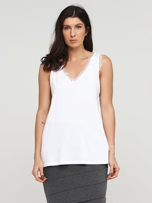 Блуза белая | 5641596
