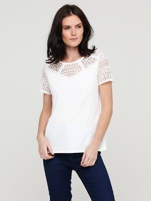 Блуза белая | 5641597