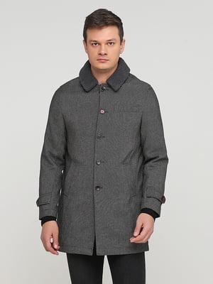 Пальто серое | 5641680