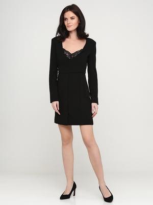 Платье черное | 5641692