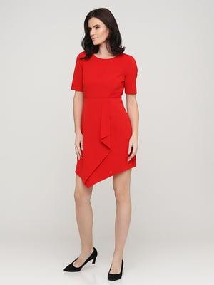 Платье красное | 5641721