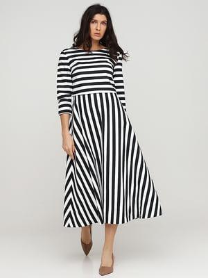 Платье в полоску | 5641747