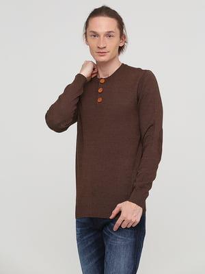Джемпер коричневый | 5641776