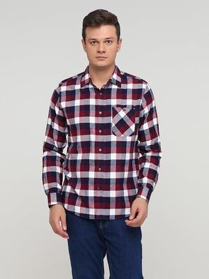Рубашка в клетку | 5641800