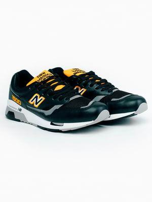 Кросівки чорні | 5644423