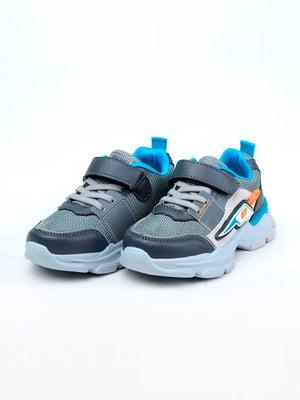 Кросівки сірі | 5644460