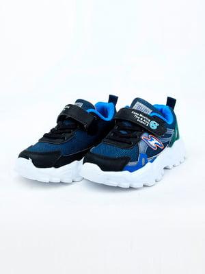 Кросівки сині | 5644472