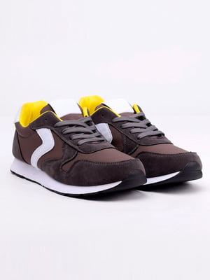 Кроссовки коричневые | 5644491