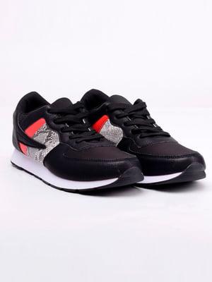 Кроссовки черные | 5644493