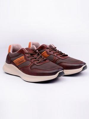 Кроссовки коричневые | 5644505