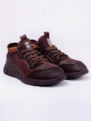 Кросівки коричневі | 5644519
