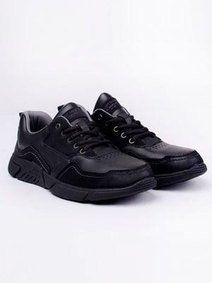 Кроссовки черные   5644520
