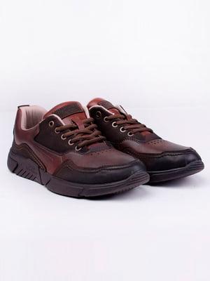 Кроссовки коричневые | 5644522