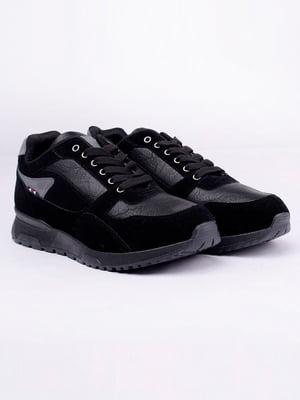 Кроссовки черные | 5644536