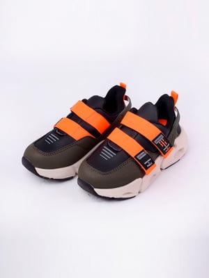 Кросівки різнокольорові | 5644602