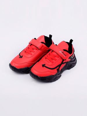 Кросівки червоні | 5644611