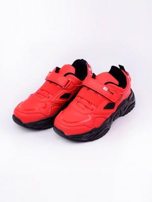 Кросівки червоні | 5644624