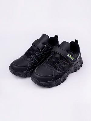 Кросівки чорні | 5644635