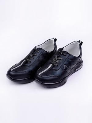 Кроссовки черные | 5644654
