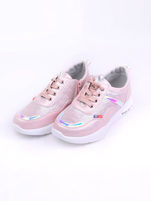 Кроссовки розовые | 5644658