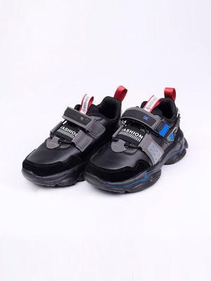 Кросівки чорні | 5644660