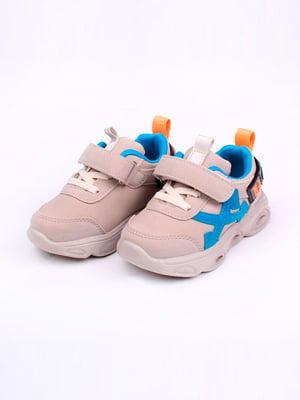 Кросівки бежеві | 5644670