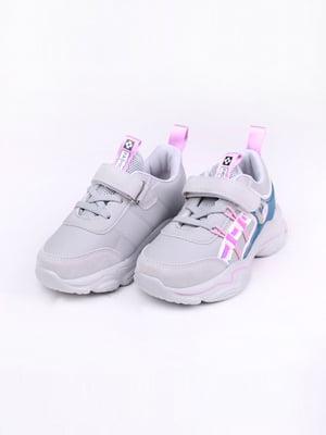 Кросівки сірі | 5644678