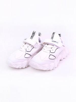 Кроссовки белые | 5644681