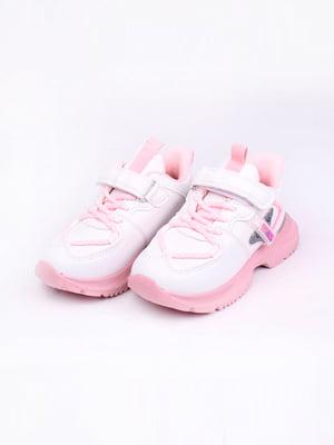 Кроссовки белые | 5644703