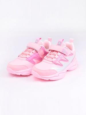 Кроссовки розовые | 5644712
