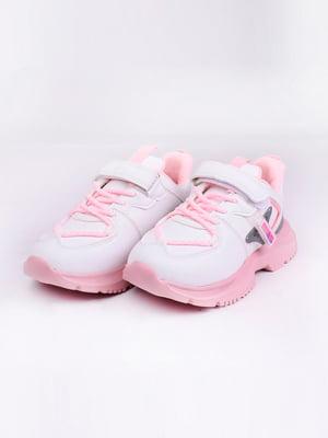 Кроссовки белые | 5644732