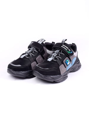 Кроссовки черные | 5644740