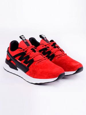Кросівки червоні | 5644784