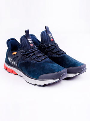 Кроссовки синие | 5644789
