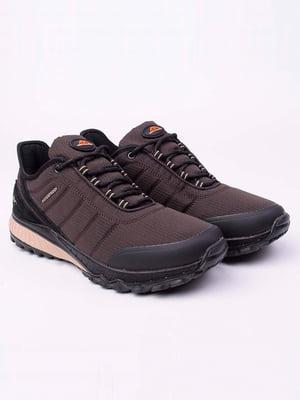 Кроссовки коричневые | 5644909