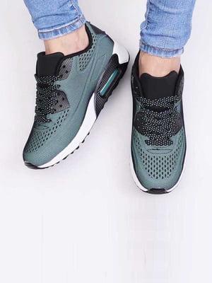 Кросівки зелені | 5645011