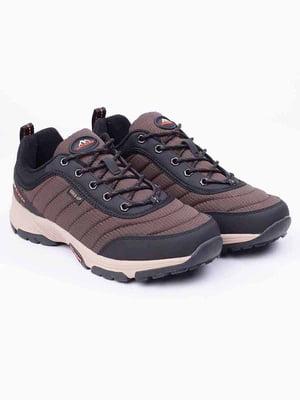 Кроссовки коричневые | 5645097