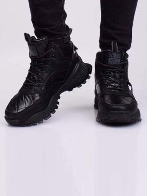 Кросівки чорні | 5645105