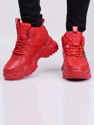 Кросівки червоні | 5645113