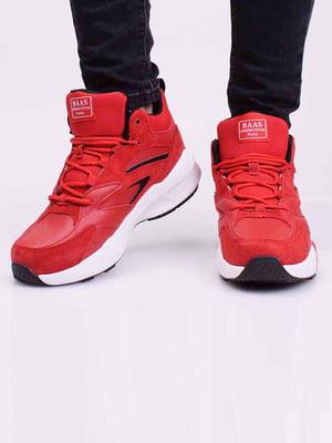Кросівки червоні | 5645116