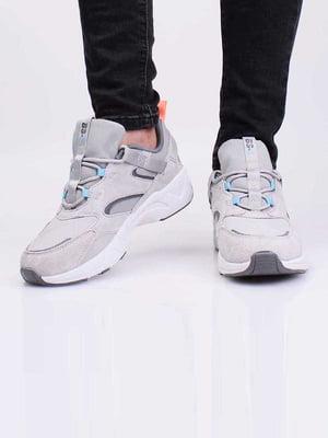 Кросівки сірі | 5645122