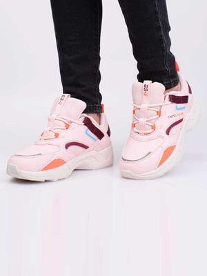 Кросівки рожеві | 5645123