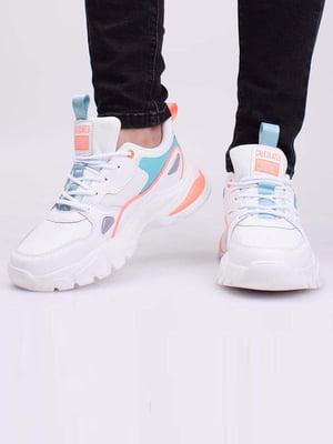 Кроссовки разноцветные | 5645129