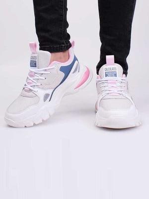 Кроссовки разноцветные | 5645132